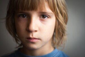 Zdjęcie chłopiec małe