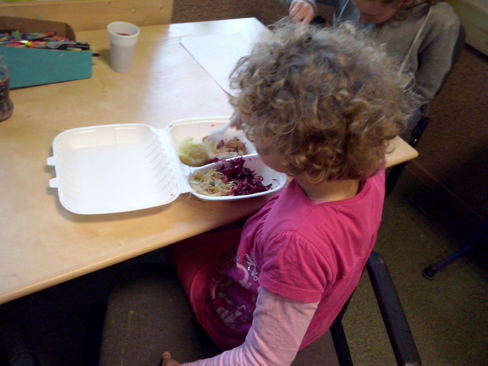 Ciepłe posiłki w Misiu