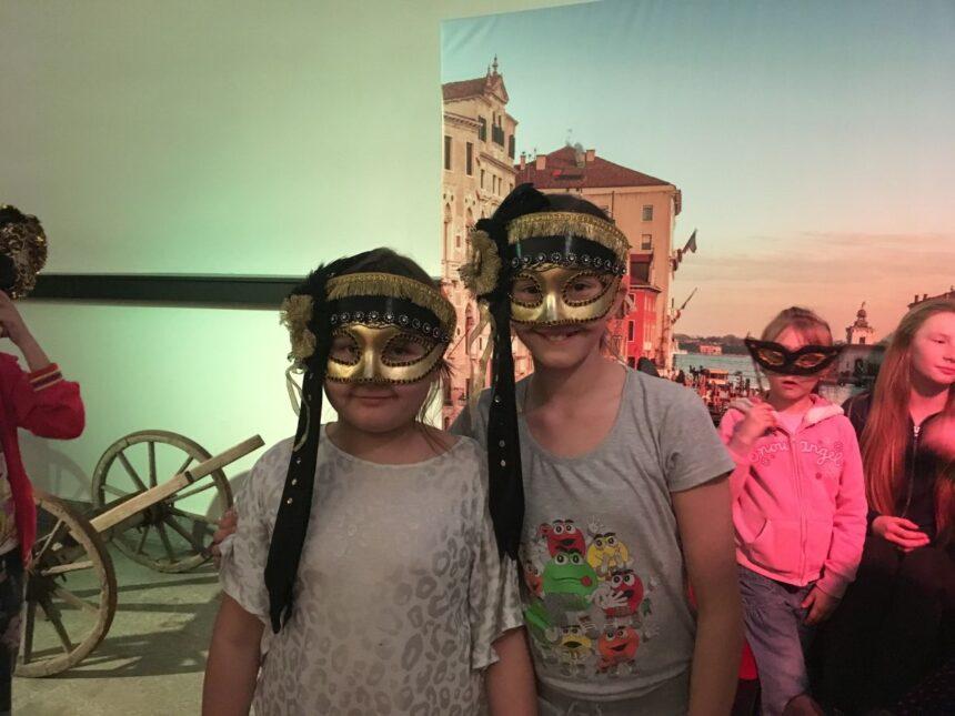 Dziękujemy muzeum figur woskowych we Wrocławiu za sprawienie radości dzieciom!