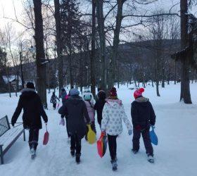 Ferie zimowe 2019 Fundacja Pociecha