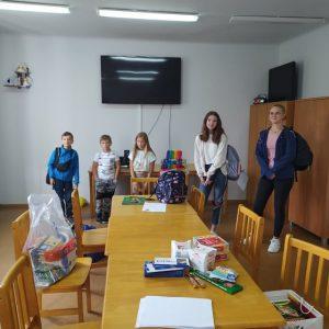 Dzieci w Żukowie otrzymały wprawki